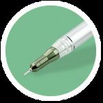 Nagelfräser und Nagelbehandlung Instrumente